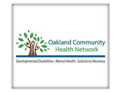 Oakland County Community Mental Health Logo