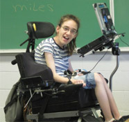 People should look at my ability...NOT my disability!